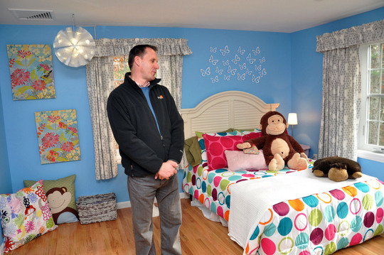 Nicholas Middleton From Cube3 Shows off Bella Tucker's New Bedroom